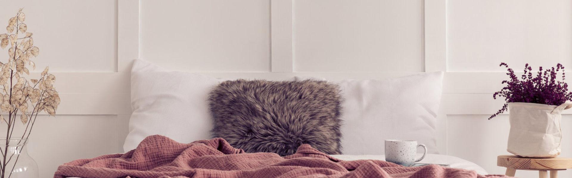 Tips om je interieur in te richten met de trendkleur van 2019