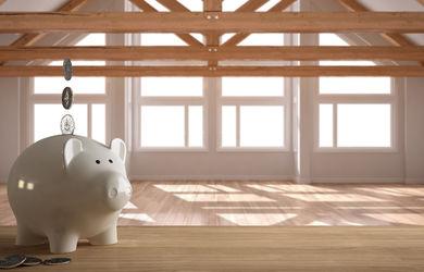 Een lening voor een huis was nog nooit zo goedkoop