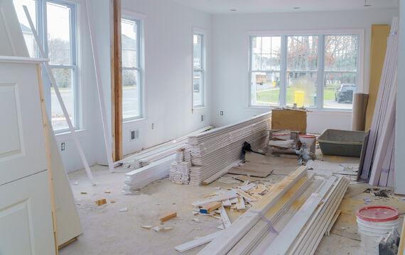 Renoveren of afbreken en heropbouwen, wat is het meest interessant?
