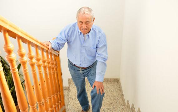 Senioren willen weg uit hun huis maar doen het niet